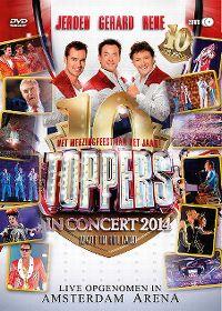 Cover Jeroen - Gerard - Rene - Toppers In Concert 2014 [DVD]